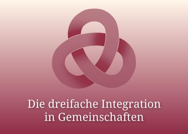 Gemeinschaften der dreifachen Integration